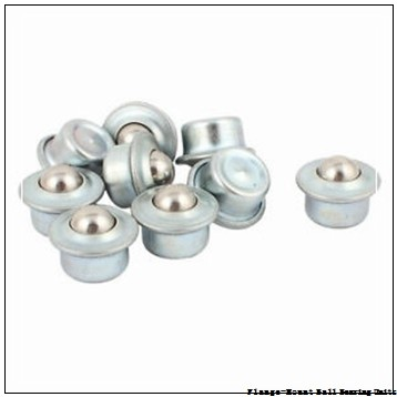 2.5000 in x 5.8594 in x 7.3750 in  NTN UELFU213 208 Flange-Mount Ball Bearing Units