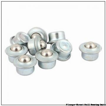 Sealmaster MSF-55 CXU Flange-Mount Ball Bearing Units