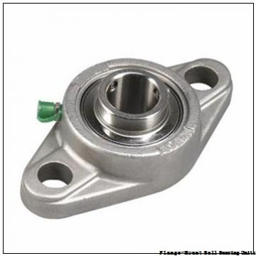45 mm x 125 mm x 160 mm  NTN F309D1 4 Flange-Mount Ball Bearing Units
