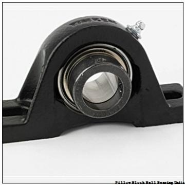 1.1875 in x 4.68 to 5.44 in x 1.71 in  Dodge P2BSCM103 Pillow Block Ball Bearing Units
