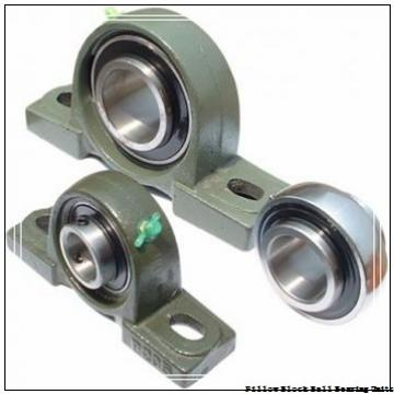 0.8750 in x 3.69 to 4-1/2 in x 1-7/32 in  Dodge P2BSXV014 Pillow Block Ball Bearing Units
