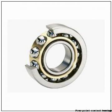 RBC KG050XP0 Four-Point Contact Bearings
