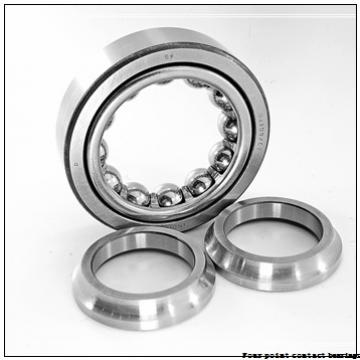 RBC KA080XP0 Four-Point Contact Bearings