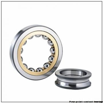 RBC KG040XP0 Four-Point Contact Bearings