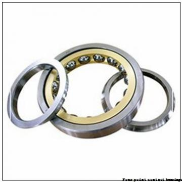 RBC JU040XP0 Four-Point Contact Bearings