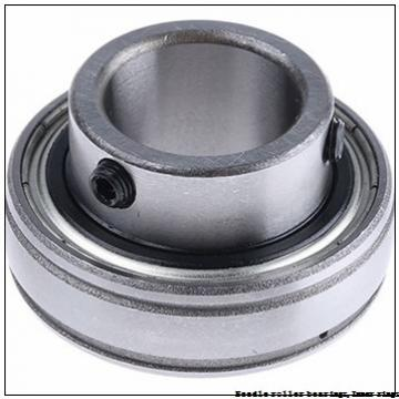 0.394 Inch | 10 Millimeter x 0.551 Inch | 14 Millimeter x 0.551 Inch | 14 Millimeter  INA IR10X14X14-IS1-OF Needle Roller Bearing Inner Rings