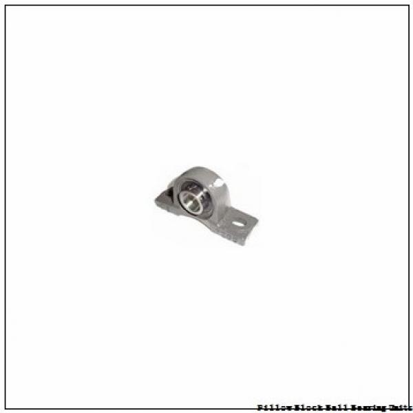 1.4375 in x 7-3/4 to 8-1/4 in x 10.35 in  Dodge F&BCC107-DL Pillow Block Ball Bearing Units #3 image